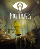 Jaquette de Little Nightmares PS4