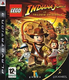 Jaquette de LEGO Indiana Jones PlayStation 3