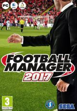 Jaquette de Football Manager 2017 PC