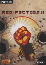 Jaquette de Red Faction 2 PC