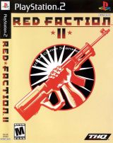Jaquette de Red Faction 2 PlayStation 2