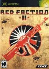 Jaquette de Red Faction 2 Xbox