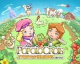 Jaquette de Return to PoPoLoCrois : A Story of Seasons Fairytale Nintendo 3DS