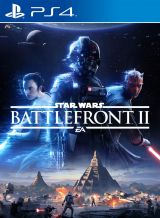 Jaquette de Star Wars Battlefront 2 PS4
