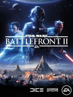 Jaquette de Star Wars Battlefront 2 PC