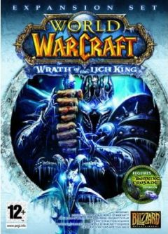 Jaquette de World of Warcraft : Wrath of the Lich King PC