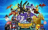 Jaquette de Digimon Masters Online PC