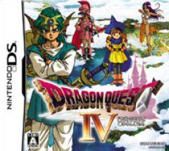 Jaquette de Dragon Quest IV DS