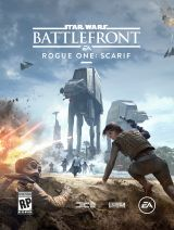 Jaquette de Star Wars Battlefront - Rogue One : Scarif PS4