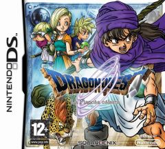 Jaquette de Dragon Quest V DS