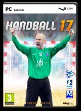 Jaquette de Handball 17 PC
