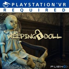 Jaquette de Weeping Doll PS4