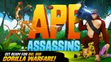 Jaquette de Ape Assassins iPad