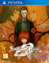 Jaquette de Steins ; Gate 0 PS Vita