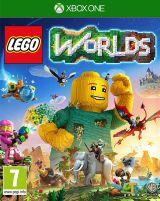 Jaquette de LEGO Worlds Xbox One