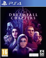 Jaquette de Dreamfall : Chapters PS4