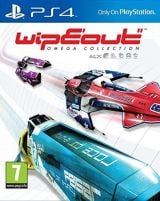 Jaquette de WipEout Omega Collection PS4