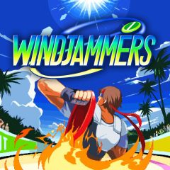 Jaquette de Windjammers PS4