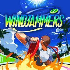 Jaquette de Windjammers PS Vita