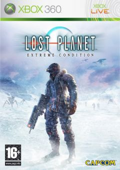 Jaquette de Lost Planet : Extreme Condition Xbox 360