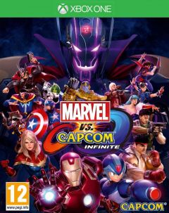 Jaquette de Marvel vs. Capcom : Infinite Xbox One