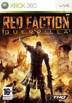 Jaquette de Red Faction : Guerrilla Xbox 360