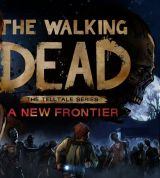 Jaquette de The Walking Dead : The Telltale Series - A New Frontier Episode 1 - Les liens qui nous unissent - Première Partie PC