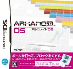 Jaquette de Arkanoid DS DS