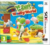 Jaquette de Poochy & Yoshi's Woolly World Nintendo 3DS