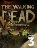 Jaquette de The Walking Dead : The Telltale Series - A New Frontier Episode 3 - Au-dessus des lois Xbox One