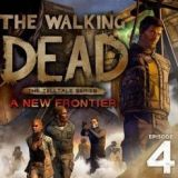 Jaquette de The Walking Dead : The Telltale Series - A New Frontier Episode 4 - Plus fort que tout PS4