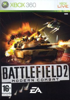 Jaquette de Battlefield 2 : Modern Combat Xbox 360