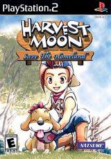 Jaquette de Harvest Moon : Save the Homeland PlayStation 2