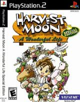 Jaquette de Harvest Moon : A Wonderful Life Special Edition PlayStation 2