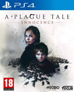 Jaquette de A Plague Tale : Innocence PS4