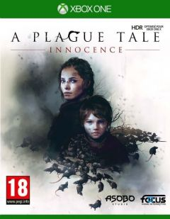 Jaquette de A Plague Tale : Innocence Xbox One