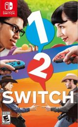 Jaquette de 1-2 Switch Nintendo Switch