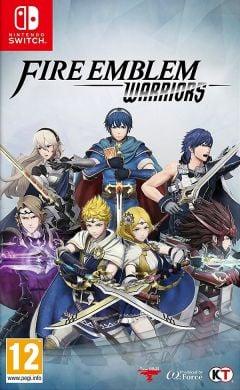 Jaquette de Fire Emblem Warriors Nintendo Switch