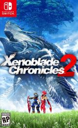 Jaquette de Xenoblade Chronicles 2 Nintendo Switch