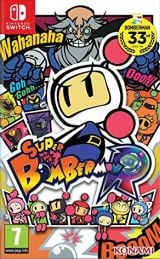 Jaquette de Super Bomberman R Nintendo Switch