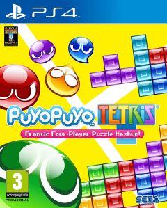 Jaquette de Puyo Puyo Tetris PS4