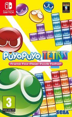 Jaquette de Puyo Puyo Tetris Nintendo Switch