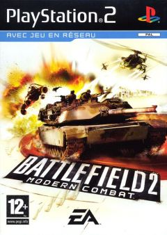 Jaquette de Battlefield 2 : Modern Combat PlayStation 2