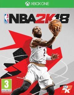 Jaquette de NBA 2K18 Xbox One