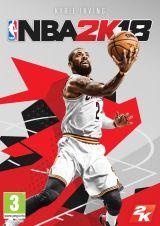 Jaquette de NBA 2K18 PC