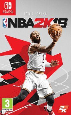 Jaquette de NBA 2K18 Nintendo Switch