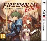 Jaquette de Fire Emblem Echoes : Shadows of Valentia Nintendo 3DS