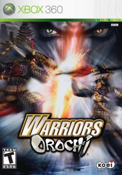 Jaquette de Warriors Orochi Xbox 360