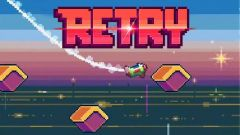 Jaquette de Retry Android