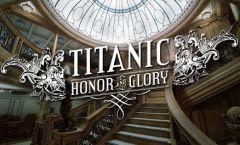 Jaquette de Titanic : Honor & Glory Mac